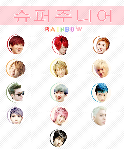 our boys love their hair dye~