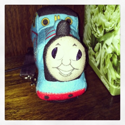 we-are-the-romantics:  Tomas the durp train :D #thomas #durp #train #funny #rolf  #rolf #merp #derp #herp #what