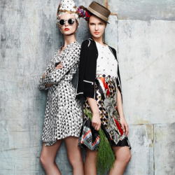 How amazing does our MARCEL look in this shot from Moda Operandi's 'Eclectic Beat' shoot? Get yours by clicking the photo!