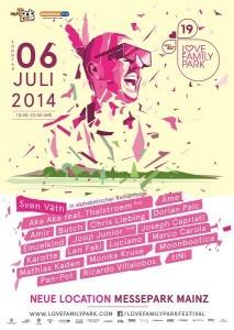 Ricardo Villalobos & Luciano – Live At Love Family Park 2014, Messepark (Mainz, Germany) – 06-Jul-2014  tracklist/playlist Ricardo Villalobos & Luciano - Live At Love Family Park 2014, Messepark (Mainz, Germany) - 06-07-2014 .mp3…