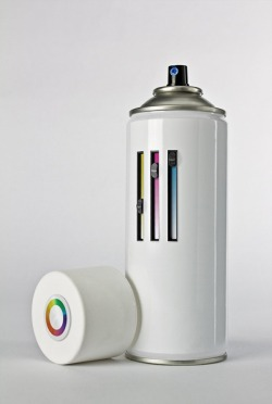 hepchewww21:  All-in-one spray can.