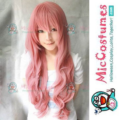 OH MY GOSH. WIN A PINK COSPLAY WIG! Global entries welcome. Please share and help spread the love for Sado, an indie cosplay crafter and seller who has done some really nice craft tutorials for Mookychick.