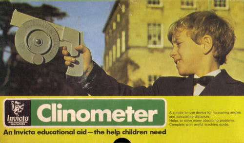 Invicta Clinometer, 1972 via Mounds & Circles