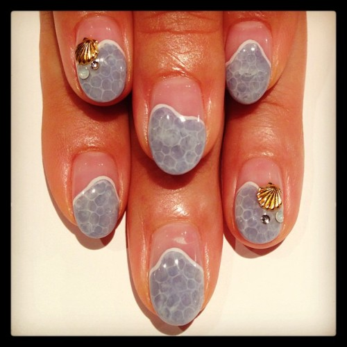 nailsalonavarice:  Sea nails