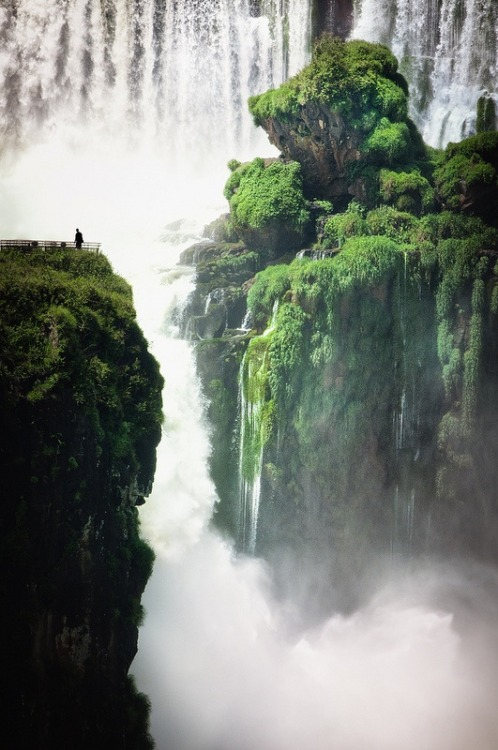 Massive, Iguazu Falls, Argentina photo via tammie