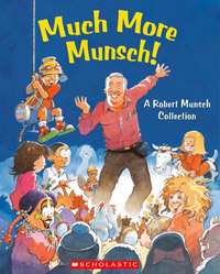More Munsch! August 2012 Stirling Festival Theatre SFT Young Company