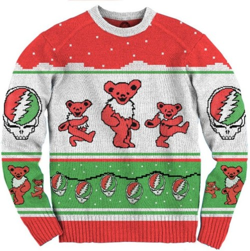 Grateful Dead Ugly Christmas Sweater – Order Online at…