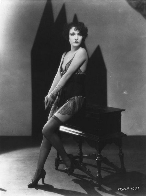 steroge:  Dorothy Sebastian (1903-57) by Ruth Harriet Louise