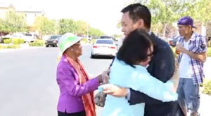Video: Son Buys Mom A House A son that has seen his mom work so hard, battle cancer, and help her run her business, gives back…View Post