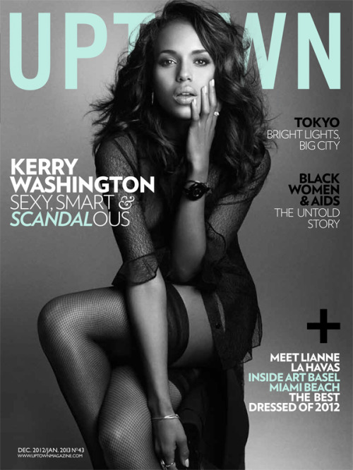 Kerry for Uptown
