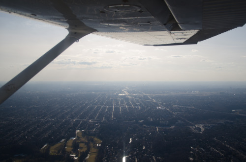 nathanhunt:  Spent a few hours flying around Toronto today. It was awesome.