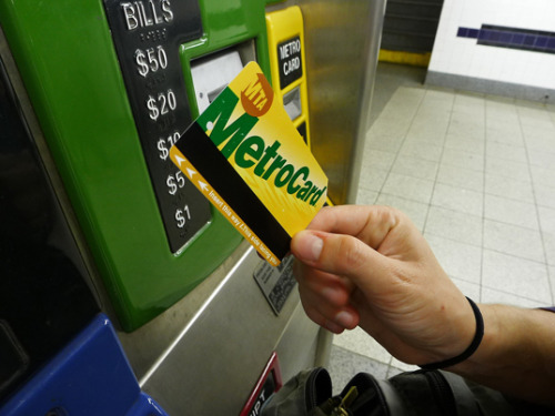 "Don't Throw Those MetroCards Away: MTA Cashing In On MetroCard ""Green Fee"" The Metropolitan Transportation Authority says its $1 ""green fee"" on purchases of brand new MetroCards is bringing in more cash than it anticipated. http://darnellthenewsman.com/2013/05/13/dont-throw-those-metrocards-away-mta-cashing-in-on-metrocard-green-fee/"