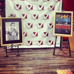 Come with the art, we'll #Frame it! #searchandrescue.  @RuVilla ? #supportthelocals @newera #jeremyscott #madeinPhila #frames