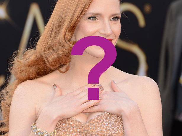 Sure we all know Jessica Chastain… but do we really know Jessica Chastain?