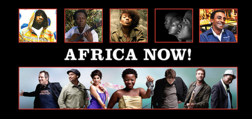Africa Now! @ The Apollo Theater Harlem, NY - March 16th 2013, Chief Boima playing between sets by Blits The Ambassador, Nneka, Freshly Ground.