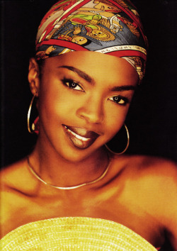 insidejamarifox:  Oh Lauryn, Lauryn, Lauryn… My Lauryn.  lauryn hill is one of my favorite artists.i bumped TMEOLH for a year straight.i may need to bump it…  View Post