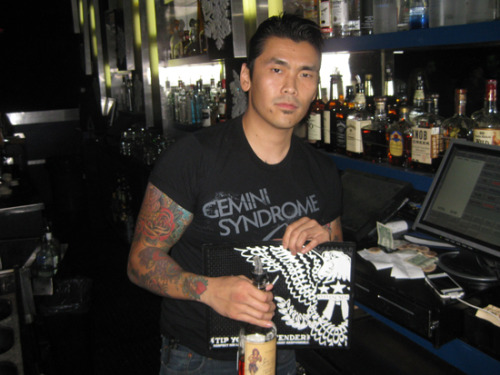 Bartenders Flaunt Their Tattoos  Tattoo Art can be useful for many professions and bartender job is one of them. Attractive looks…  View Post