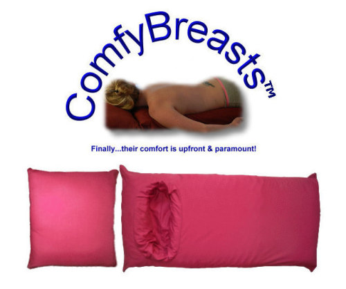 thisiswhytheinternetwascreated:  Comfy Breasts™ is why the Internet was created.