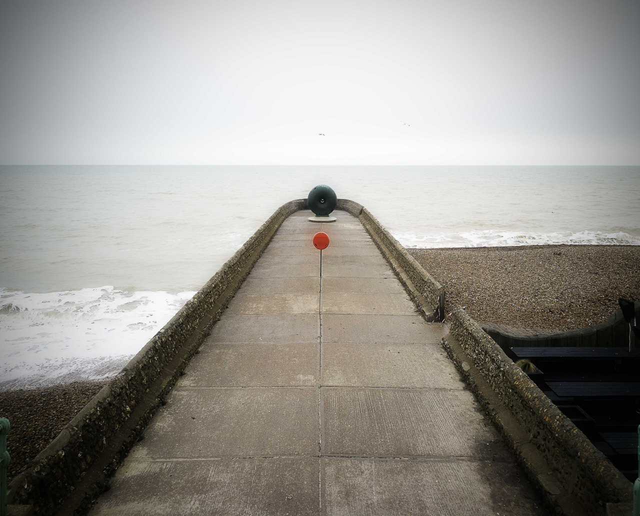 Pier lifesaver 3 | Flickr - Photo Sharing!