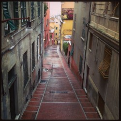 filice:  Genoa #italy #italia #canadian #yeg #canada #vacation #family #life #love #londoner (at Spianata Castelletto)