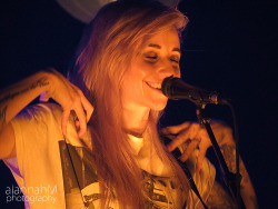 findourselvesinsiberia:  Lights @ Théâtre Corona Virgin Mobile 05/11/13 by Alannah Murchison. Please don't repost this photo anywhere or delete this caption. Thanks!