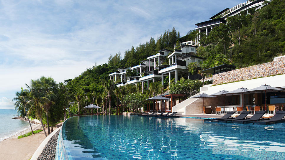 Conrad Koh Samui in Thailand (via Conrad Koh Samui : Daily Escape : Travel Channel)