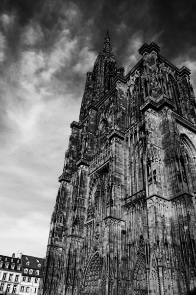 okkvlt:  Cathedral in Strasbourg, France