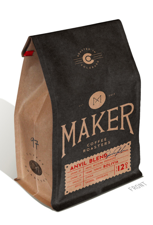 serialthrill:  Maker by THE MADE SHOP