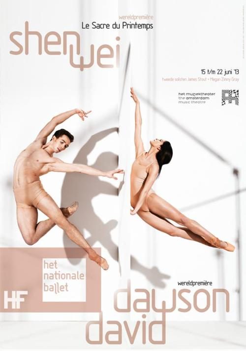 Het Nationale Ballet Photo by Ruud Baan, MeStudio