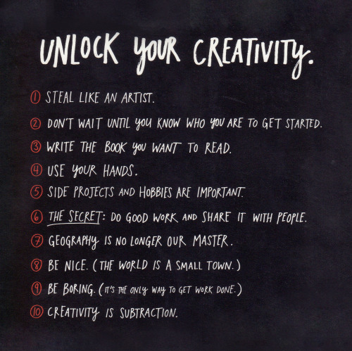 razorshapes:  Austin Kleon