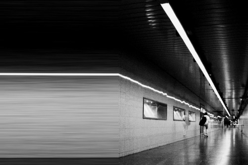 metro on Flickr.Distort