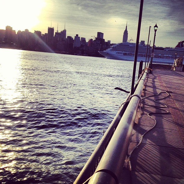 Good morning everybody! (at Pier 13 - P13R)
