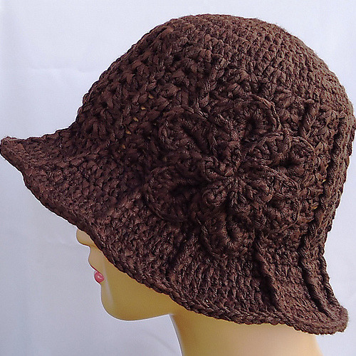Crochet: Keep the sun out…http://bit.ly/RM4dTz