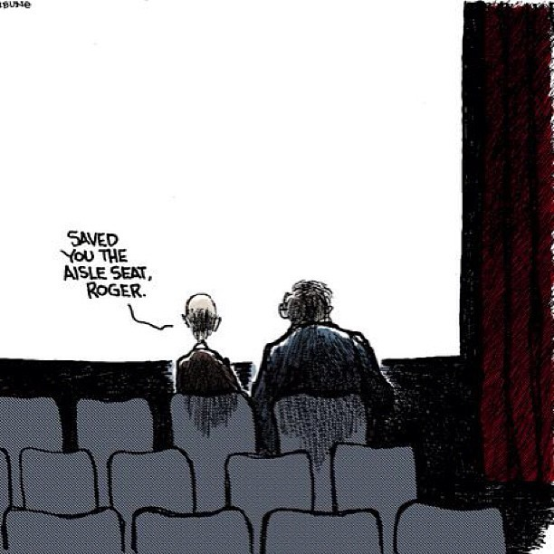 Siskel and Ebert at The Movies. #tribute