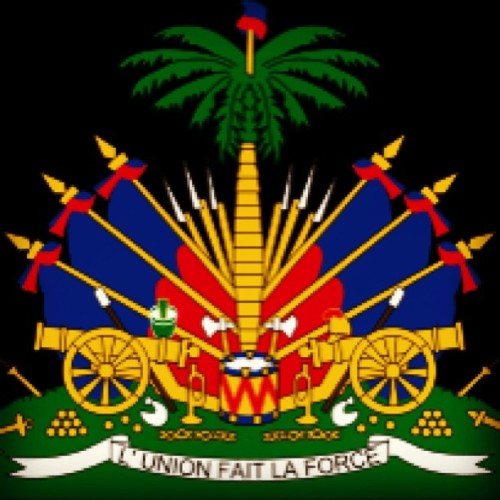 L'union Fait la Force!  (There is strength in unity)  #haiti #flagday #noladarling #ayiti