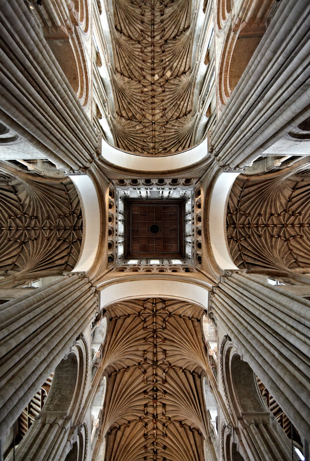 "evocativesynthesis:   ""Cathedral"" by Nigel Christopher Mullaney"