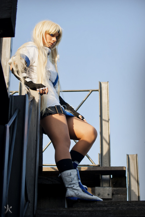 Millia Rage - Guilty Gear - 12 by ~atsukine-chan