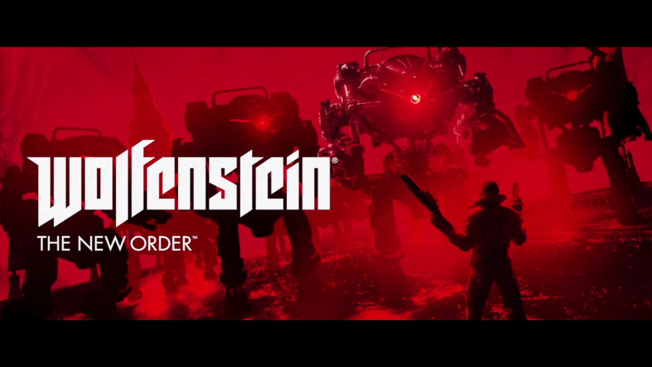 Bethesda's new Wolfenstein: The New Order trailer/game has a really, really cool aesthetic and some really nice type! The logo/trailer for The Evil Within really nice too … Bethesda. Doin' it right.