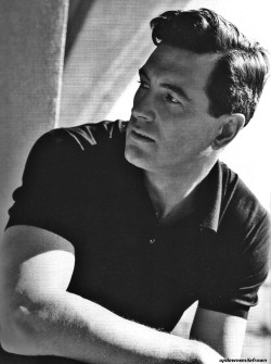 updownsmilefrown:  Mr. Rock Hudson