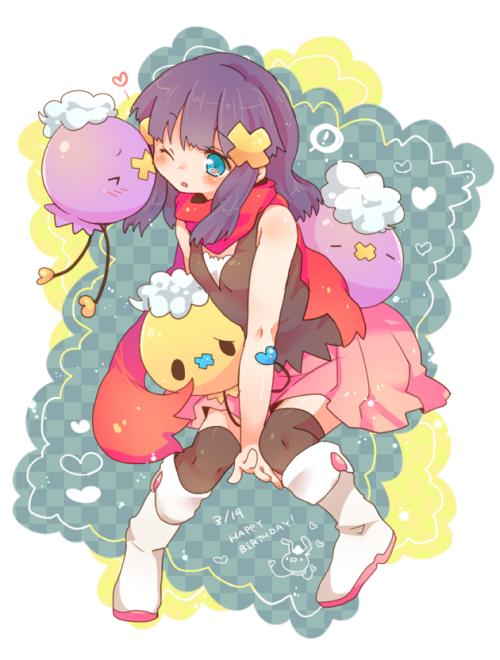 pkmncoordinators:  By タカムラ