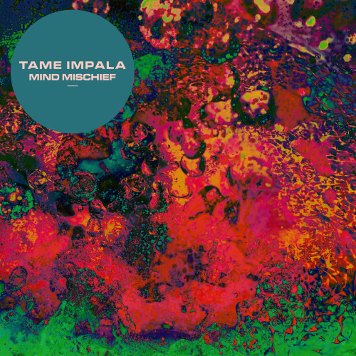 leifpodhajsky:  TAME IMPALA — 'MIND MISCHIEF' single artwork