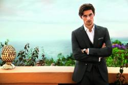 Wouter Peelen for Hugo Boss Summer 13 Campaign