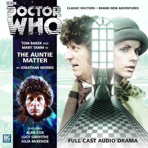 "Bittersweet … @bigfinish have just released 'The Auntie Matter' a new Tom Baker Doctor Who Audio Drama, featuring the late Mary Tamm. Mary, a true lady. She once indulged me, at length, with good humour and graciousness. I remember her parting words quite clearly; ""… thank you for still liking my work."" And I still do Mary. Vale Mary Tamm (1950-2012)."