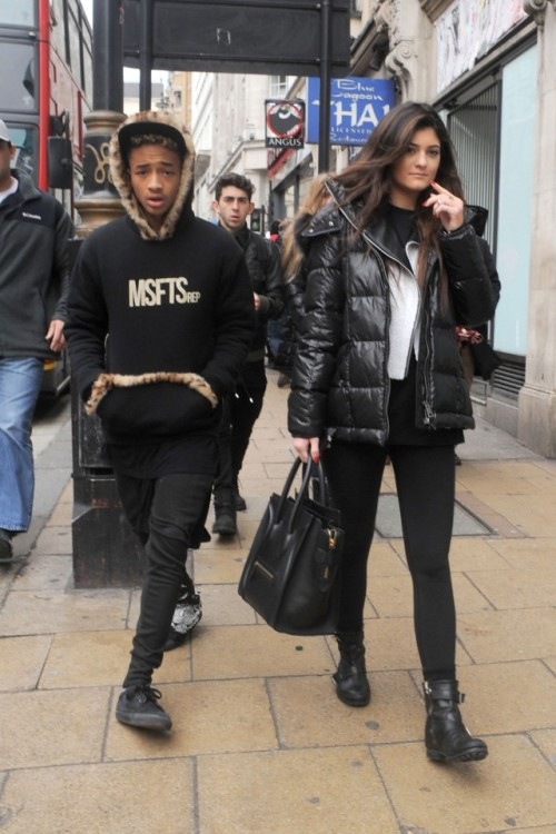 Kylie Jenner And Jaden Smith Went On A Date In A Successful Attempt To Blow My Mind