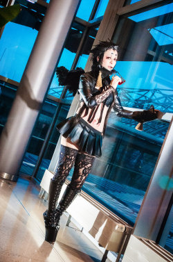 cosplay-photography:  dont you dare by *FiriKururugi