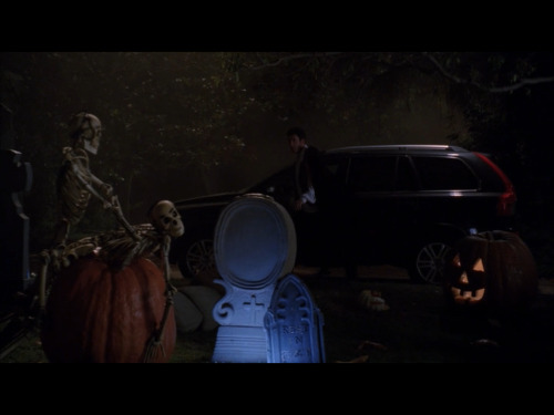 Did anyone else notice the skeletons in American horror story lol