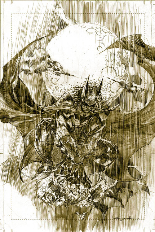 xombiedirge:  Batman in Rain by Ardian Syaf