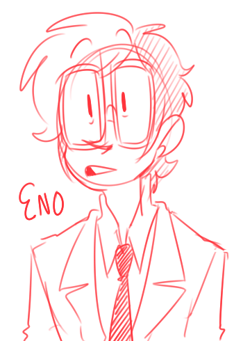 Also did I mention I've been revamping Eno's design a little? Ehehehe