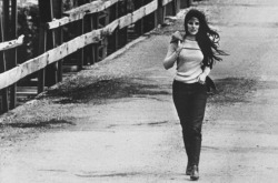 It didn't occur to me until now—but there is a bit of Bobbie Gentry in Lana Del Rey. For all the things and women she's supposedly distilling, reconfiguring herself as, she has wound up a bit Gentry-fied.