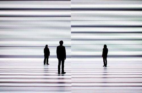 RYOJI IKEDA AT CARRIAGEWORKS - THE ART LIFE MARCH 20, 2013